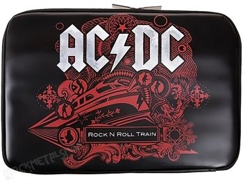 torba/etui AC/DC - ROCK N ROLL TRAIN, na laptopa 15""