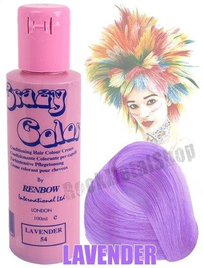 tonery do włosów CrazyColor sklep
