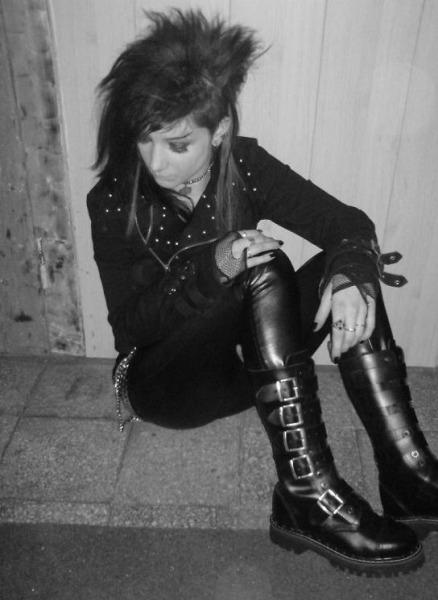 57f6ef71 Opinie o glany KMM - CZARNE 5 klamer 14-dziurkowe (152 BLACK) | sklep  MetalHead.pl - rockowe ciuchy dla fanów muzyki rock, metal punk